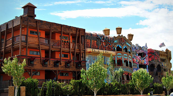 All-Inclusive Pirates Village Apartments