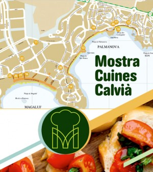 Calvia hosts its popular food show throughout the month of April.