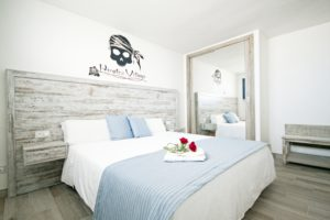 Pirates Village Apartments Rooms are the perfect place for your romantic getaways in the Balearic Islands