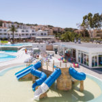 Jutlandia Family Resort Apartments kids splash pool