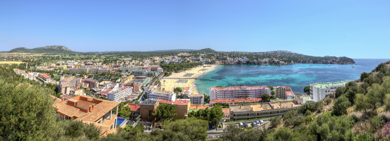 Beautiful holiday destination in Majorca